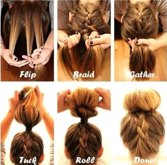 braided-back-bun-tutorial-step-by-step