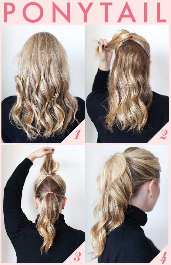 office-hairstyles-for-women-high-ponytail