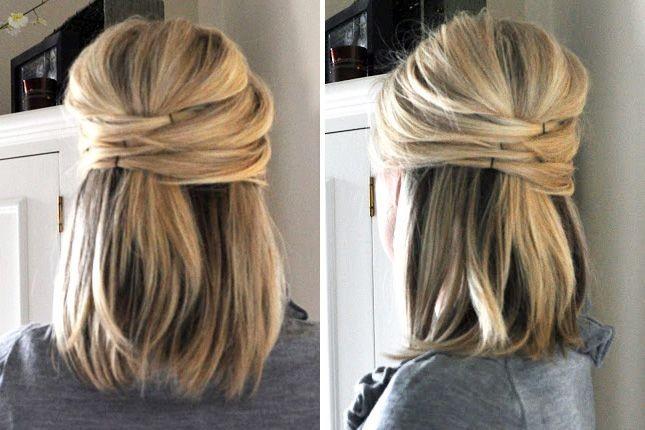 office-hairstyles-for-women-medium-straight-hair