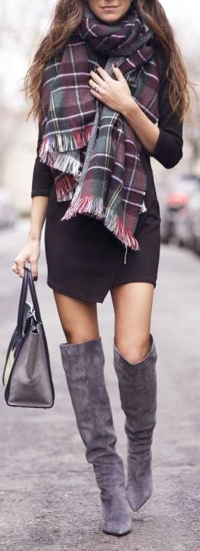 Casual Chic High Boots
